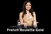 French Roulette Gold Live