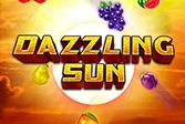 Dazzling sun