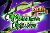 Scratch Merlins Millions