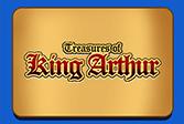 Treasures of King Arthur Scratch Card