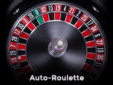 Auto-Roulette Live