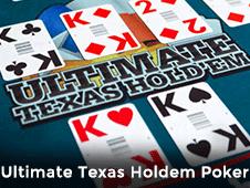 Ultimate Texas Holdem Poker