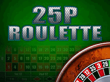 25p Roulette