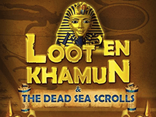 Looten Khamun and the Dead Sea Scrolls