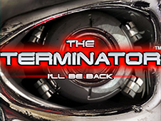 The Terminator I'll Be Blackjack