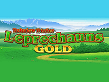 rainbow riches leprechauns gold