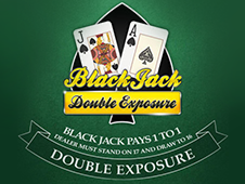 Double Exposure BlackJack MH