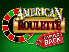American Roulette Cashed Back