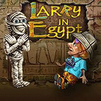 Larry In Egypt
