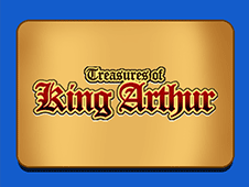 Treasures of King Arthur Scratch Card